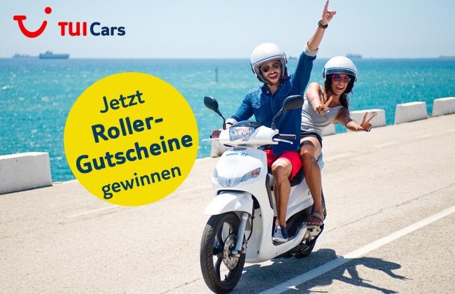Mach mit beim TUI Cars-Gewinnspiel!