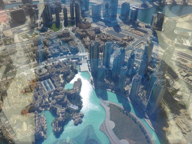 Burj Khalifa Lakes