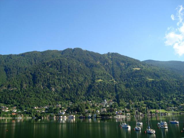 Ossiacher See / Österreich