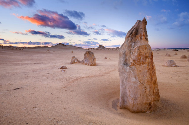 Pinnacles Wüste Australien