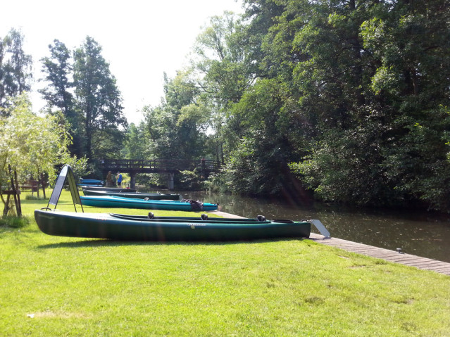 Spreewald Kanu