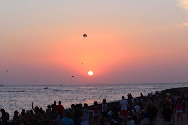 Der Sonnenuntergang in San Antonio ist für jede Ibiza-Urlaub ein Muss