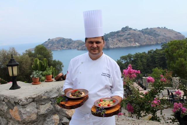Tarkan Turan , Executive Chef PURAVIDA Resort Seno
