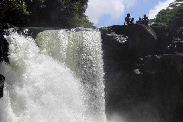 Chamarel Wasserfall Mauritius