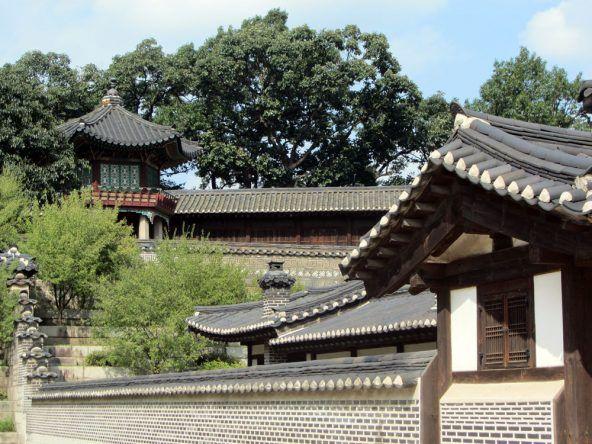 Changdeokgung Palast Seoul