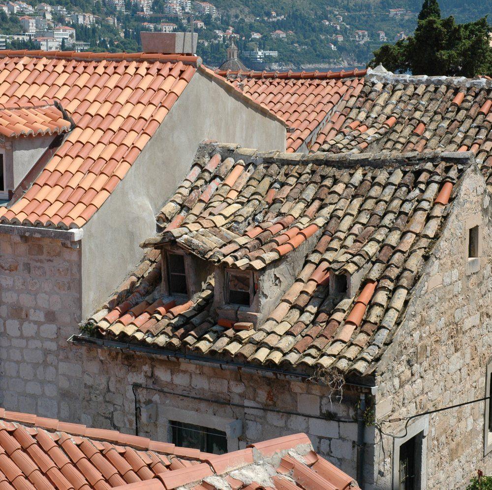 Dubrovnik Alt vs. neu