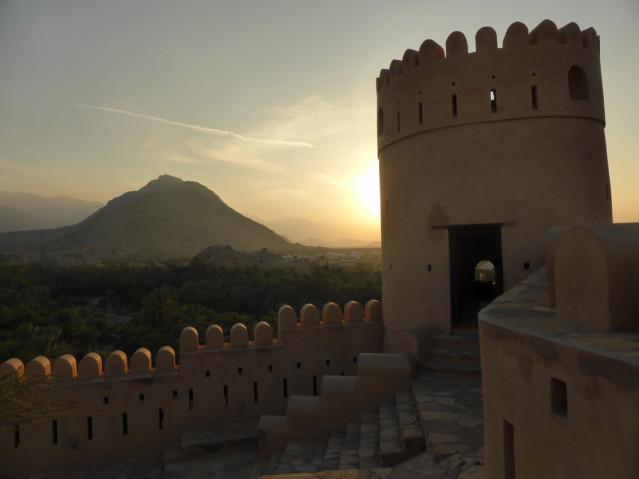 Fort im Oman