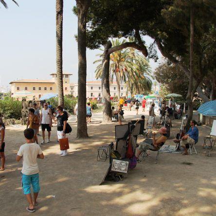 Uferpromenade Palma de Mallorca