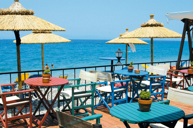 Kokkari Strand Samos