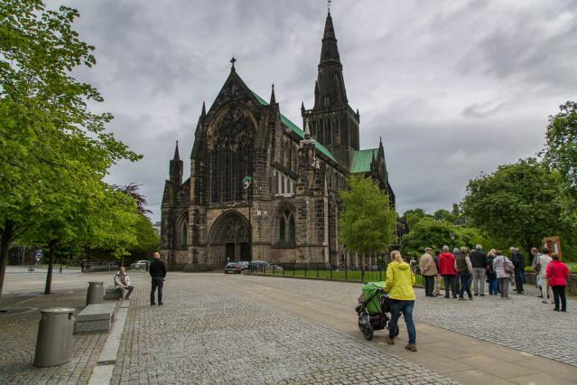 St. Mungo Cathedral Glasgow