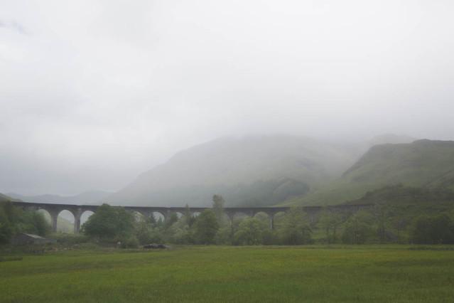 Das Glenfinnan Viadukt