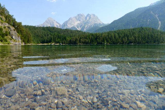 bergsee-alpen