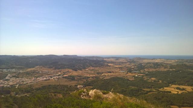 Menorca Monte Toro