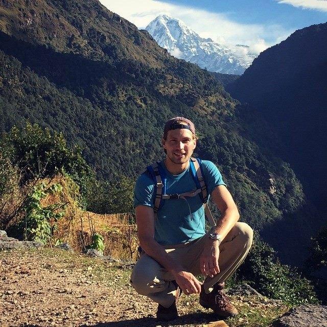 Raúl Richter Himalaya Nepal