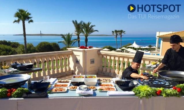 Zutaten Menorca Paella