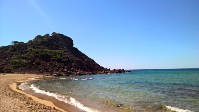 Strand Cala Pilar Menorca