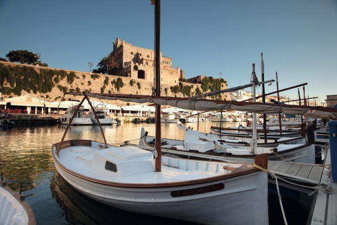 Ciutadella Menorca Hafen