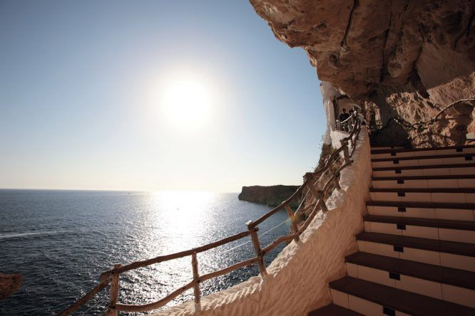 Menorca Höhlendisco