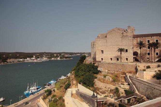 Mahón Menorca Kathedrale