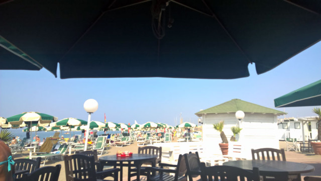Rom Strand Ostia