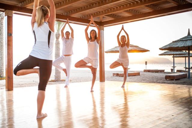 SENSATORI Yoga