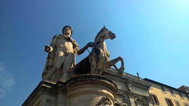 Statue Musei Capitolini