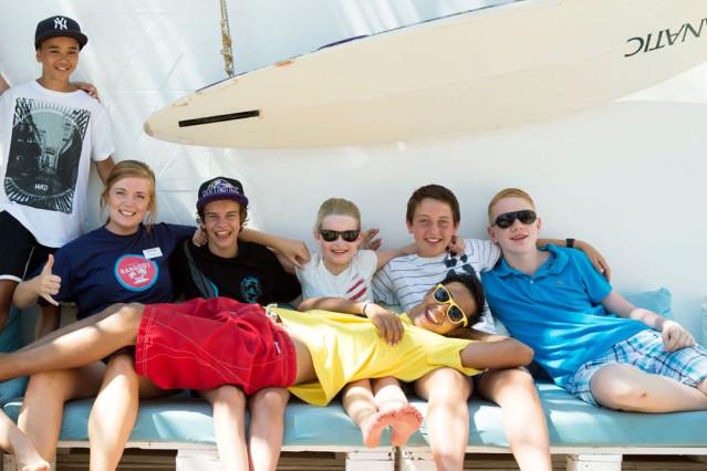 Teenager wollen im urlaub vor allem Spaß und neue Leute kennenlernen