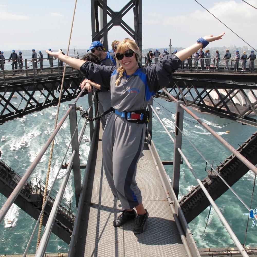 Carina Harbour Bridge Climb