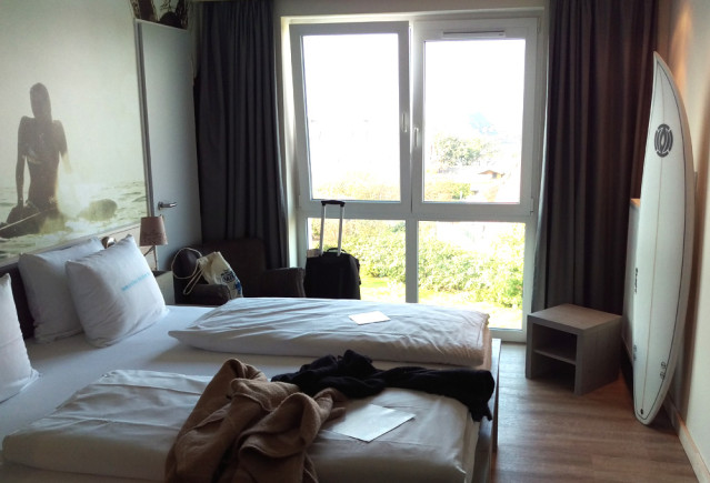 Beach Motel Hotelzimmer