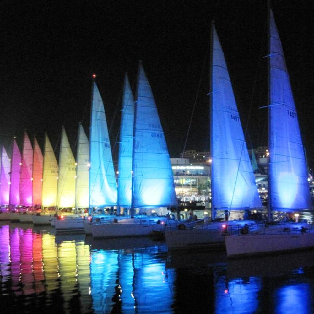 Sydney Harbour Lichtshow