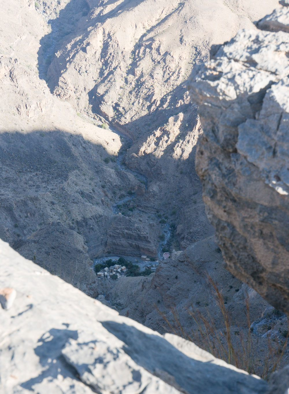Tal des Jebel Shams