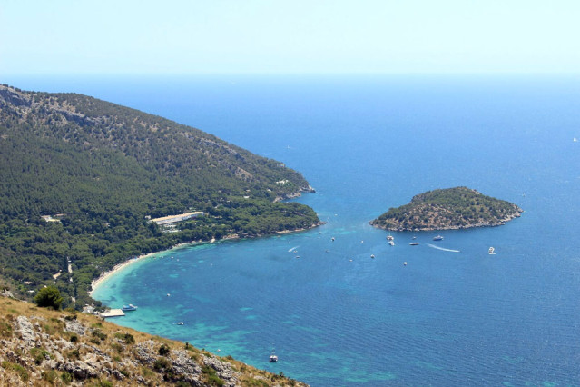 Aussicht vom Cap Formentor in Mallorca