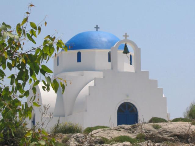 Kirche Kykladen