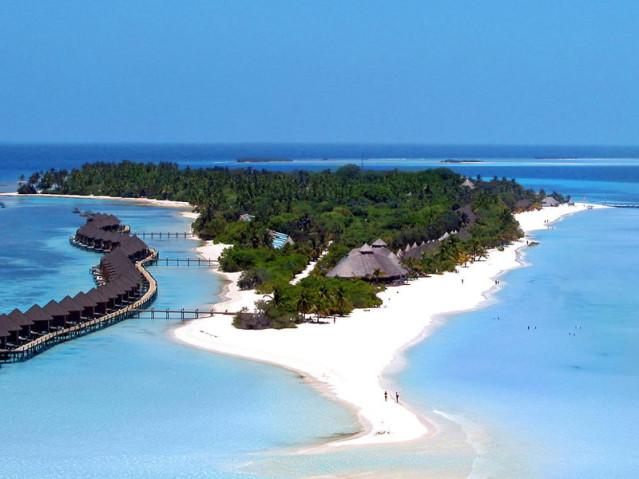 Kuredu Island Malediven