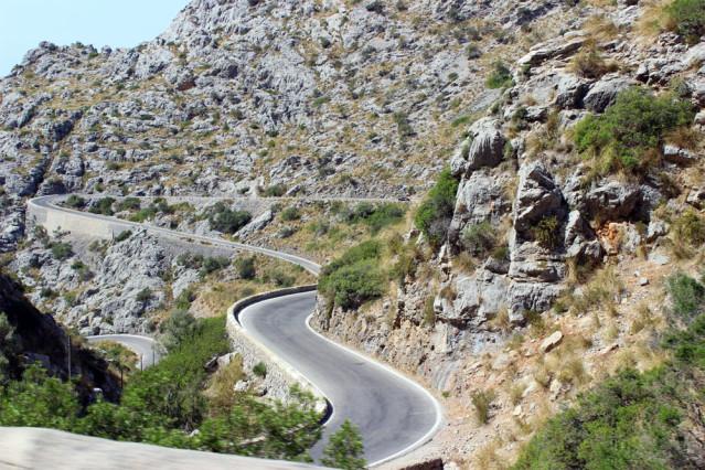 Kurven Mallorca Sa Calobra