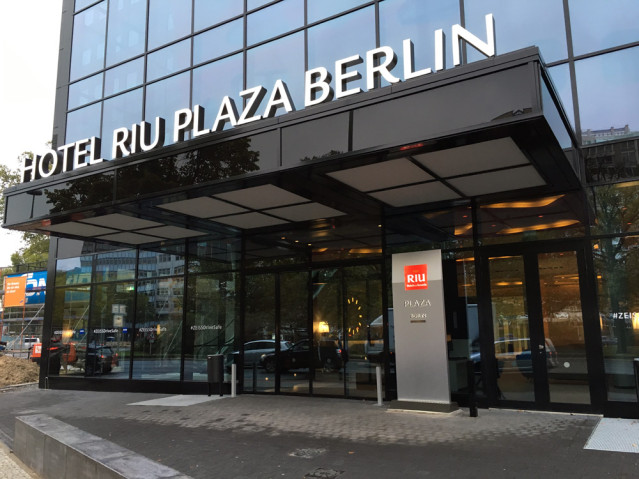 RIU Plaza in Berlin