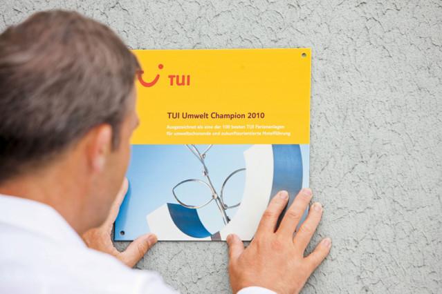 TUI Umwelt Champion