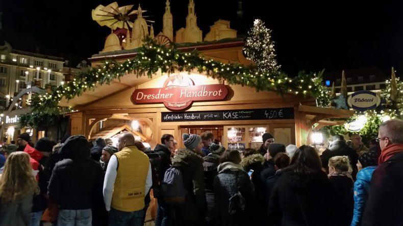 Macht richtig satt: Das Dresdner Handbrot