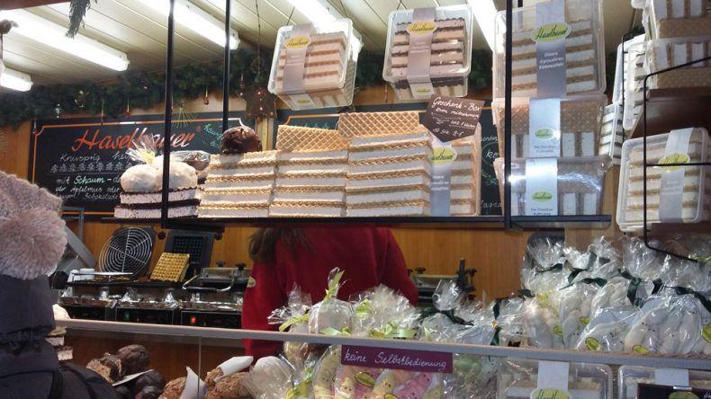Die süßesten Leckereien gibt es bei der Kultmarke Haselbauer