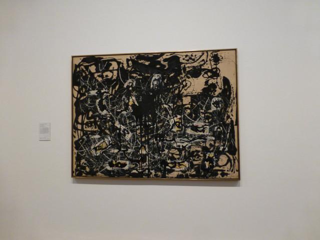 Moderne Kunst in der Tate Gallery of Modern Art in London