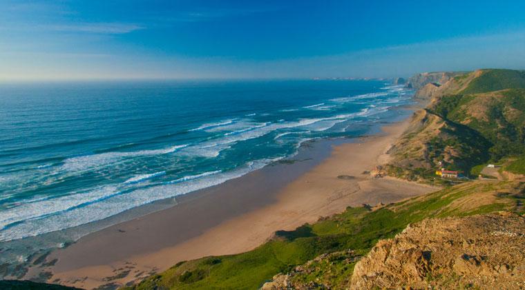 Praia da Cordoama Algarve Strände