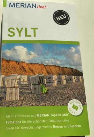 Gewinne einen Reiseführer für Sylt von Merian