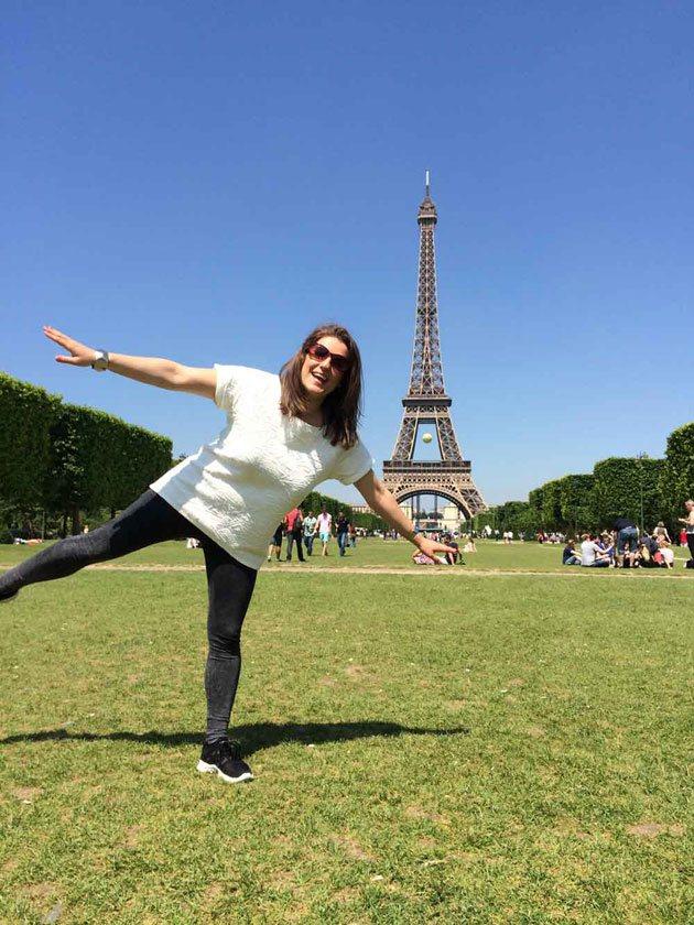 Ganz klar: Paris!