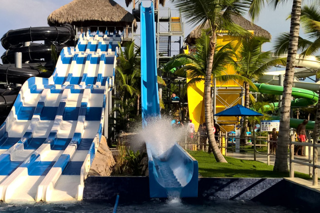 Wasserrutsche Punta Cana Memories Splash