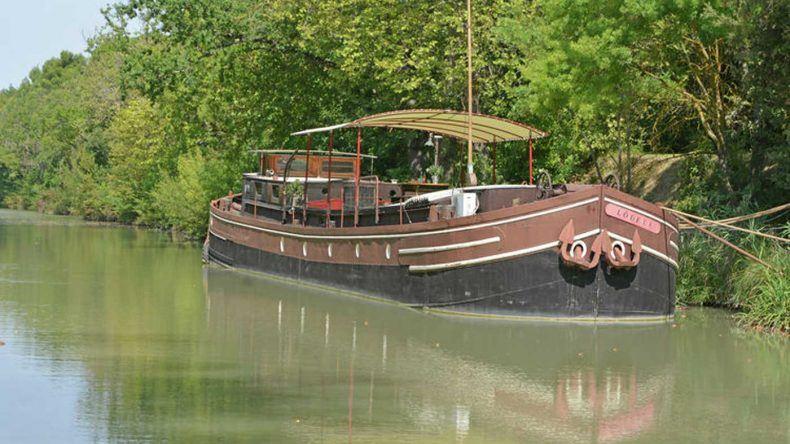 Ferienschiff Frankreich