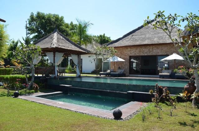 Ferienhaus Poolvilla Lombok