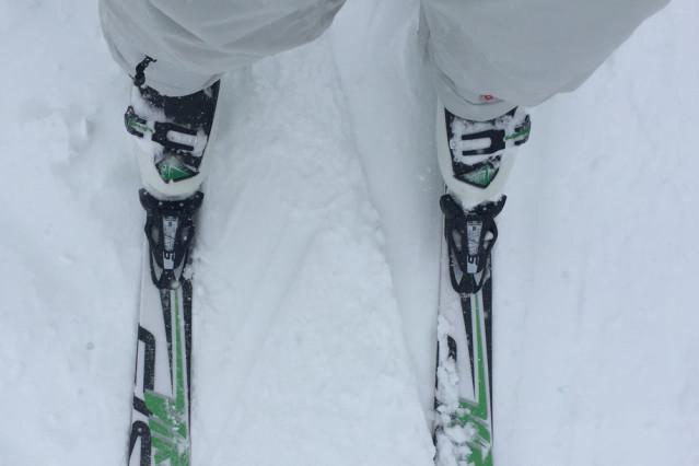 Silvester Skifahren