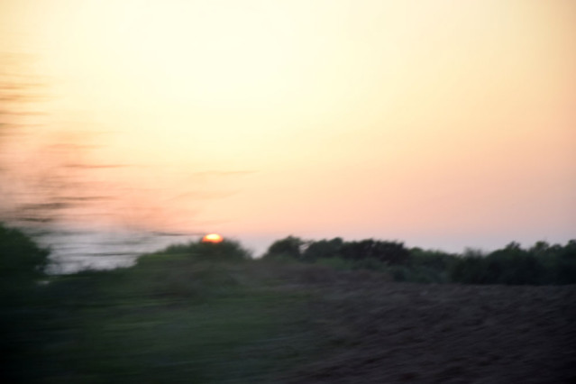 Sonnenuntergang Zypern