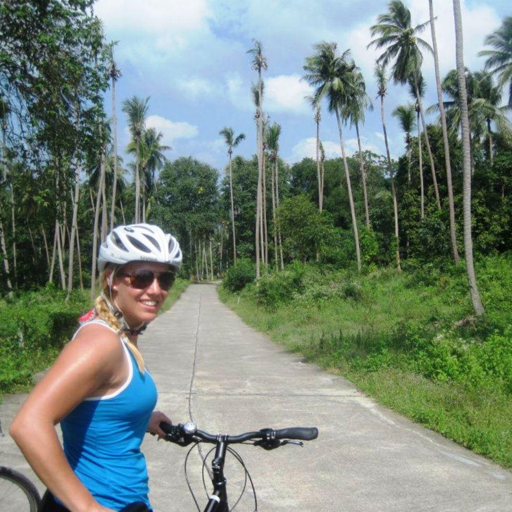 Auf gehts zur Fahrradtour