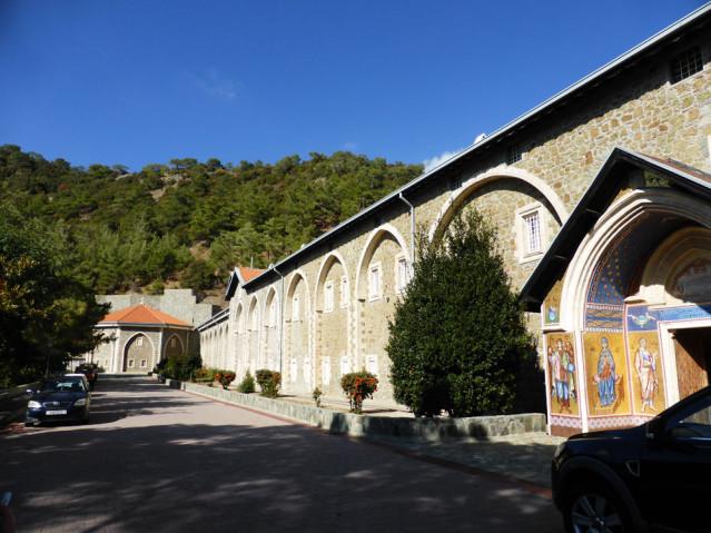 Kykkos Kloster Zypern